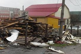 Цыгане Плеханово не снесли незаконные дома в срок