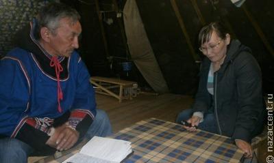 Ямальские ученые собирают ненецкий фольклор в Сеяхинской тундре