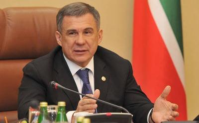 Президент Татарстана попросил Путина узаконить поселения крымских татар