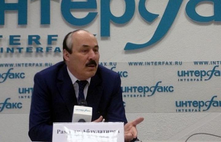 Глава Дагестана опроверг информацию о пересыхании реки Самур
