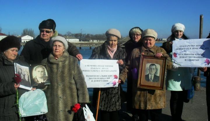 Итальянцев добавили в указ о реабилитации депортированных крымчан