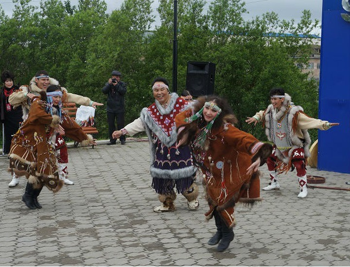 Ассоциация коренных народов Магадана отметила юбилей