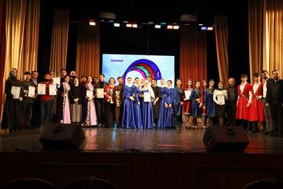 Фестиваль народного творчества в Грозном завершился гала-концертом
