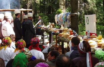 На горе в Кировской области проведут традиционные марийские моления