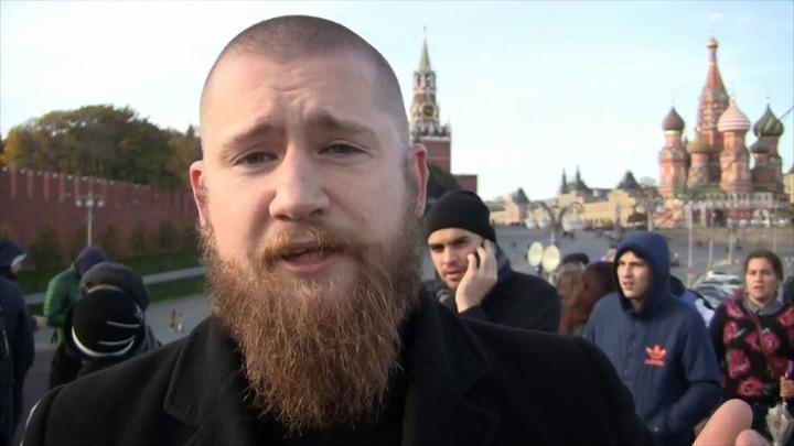 """Организатора """"Русских маршей"""" Ивана Белецкого задержали в Москве"""