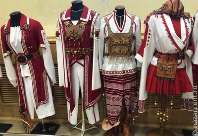 Этномоду народов России продемонстрируют на фестивале в Удмуртии