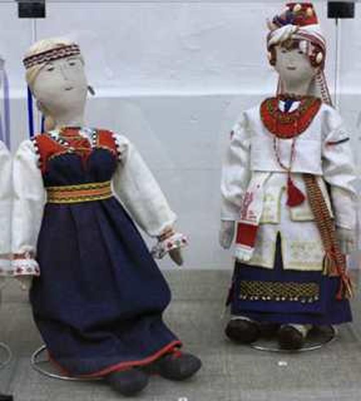 Санкт-Петербурге открылась вепсская выставка