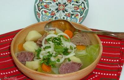 Башкирская национальная кухня
