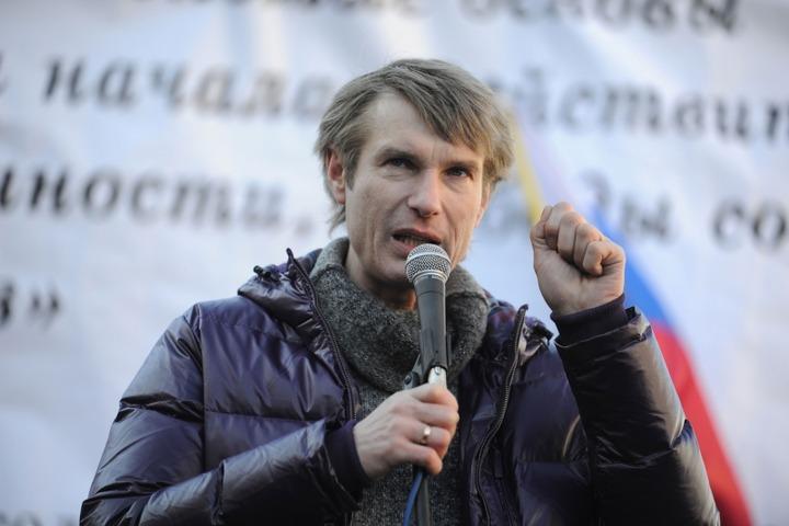 В Санкт-Петербурге задержали националиста Николай Бондарика