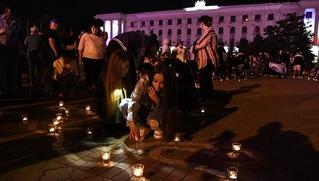 Память жертв депортации крымских татар почтили в Симферополе, Москве и Казани