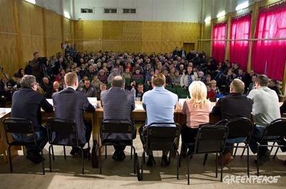 """""""Лукойл"""" пошел на диалог с недовольными его деятельностью коми-ижемцами"""