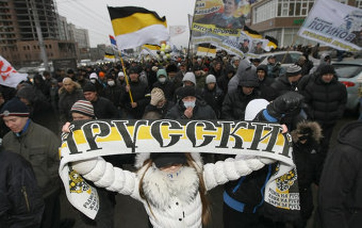 Власти Москвы насчитали в городе 88% русских