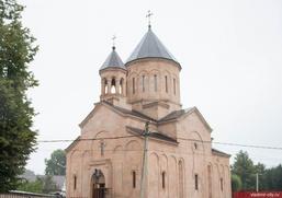 Во Владимире спустя 10 лет после начала строительства откроется Армянская церковь