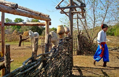 У казаков появилась своя станица в Курганской области