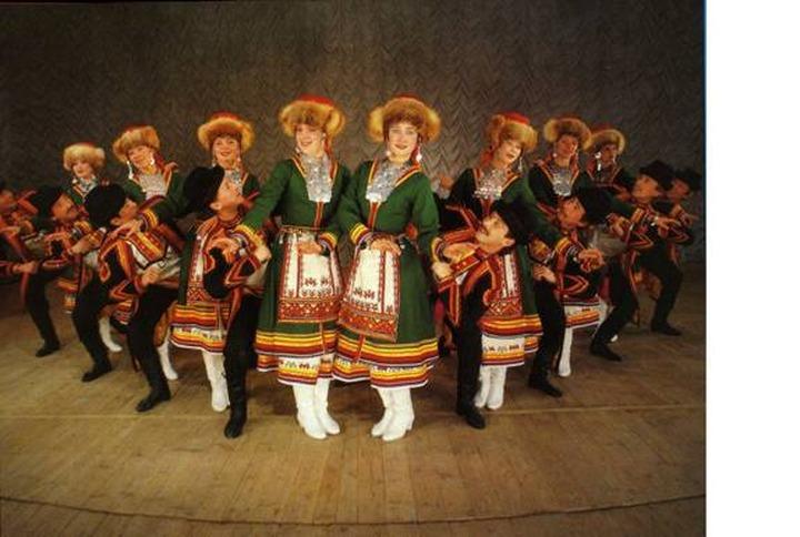 В Башкортостане пройдет фестиваль марийских танцев