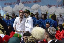 Межнациональный Навруз в Самаре