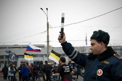 Чиновники Петербурга запретили националистам проводить марш против этнопреступности