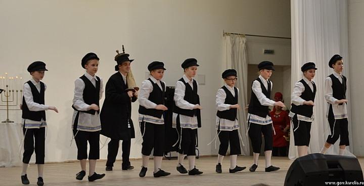 Карельские евреи отпраздновали 10-летие своей организации