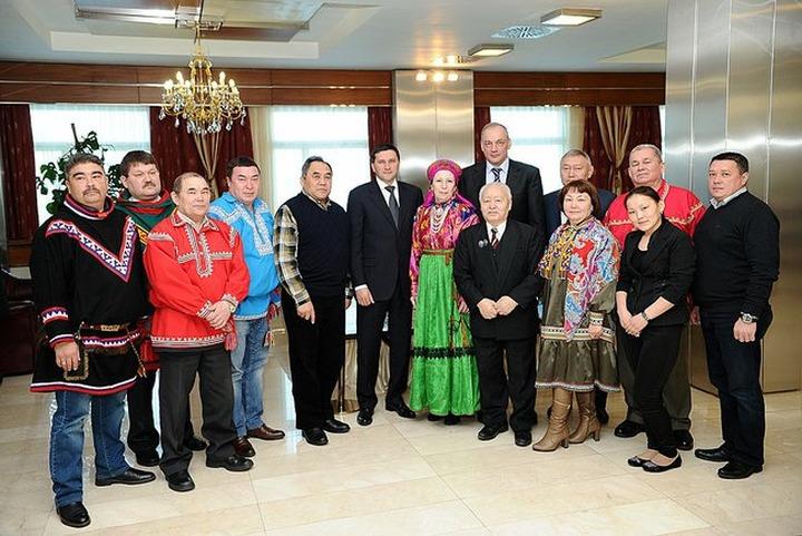 Президентский Совет займется вопросами коренных малочисленных народов Севера
