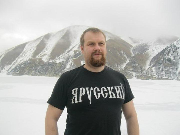 Русские националисты провели всероссийскую несанкционированную акцию памяти убитых соратников