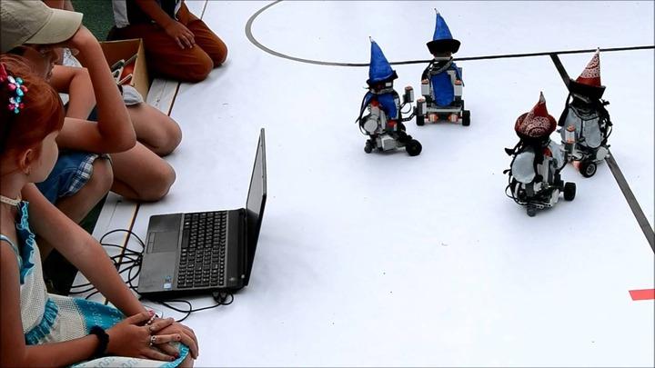 Сурхарбан роботов состоится в Улан-Удэ