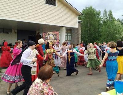 На Николин день в Архангельской области провели фестиваль национальных культур