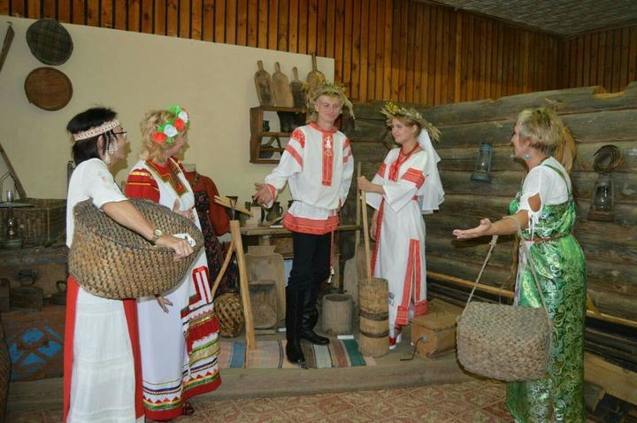 Жители Мордовии споют или прочитают произведения русского фольклора для онлайн-конкурса