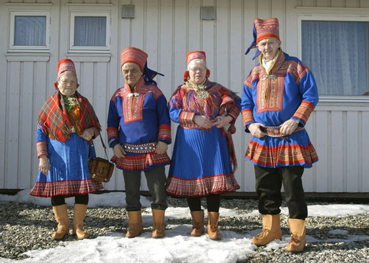 Саамского активиста обвиняют в клевете на губернатора Мурманской области