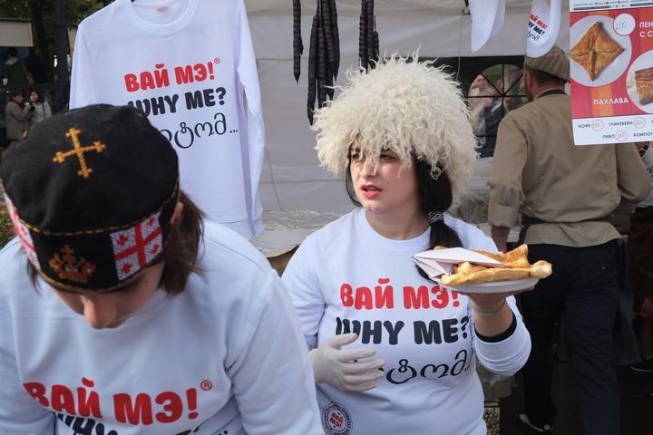 Тбилисоба-2015 в Москве