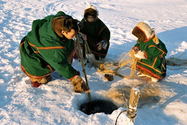 Браконьеры на Ямале переодеваются в национальную одежду