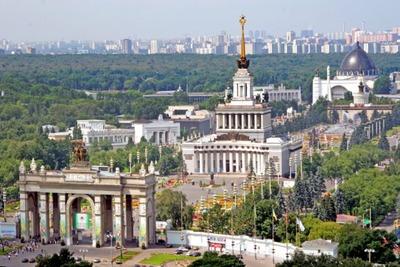 В Москве на территории ВВЦ откроют этнические рестораны