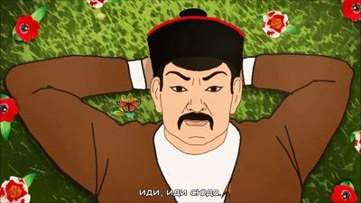 В Калмыкии вышел первый мультфильм на калмыцком языке