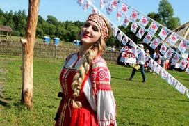 """Белгородская """"Маланья"""" собрала 2 тысячи зрителей"""
