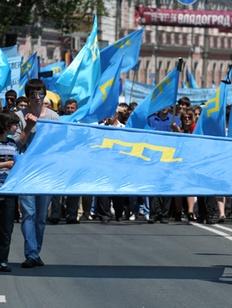 Меджлис: На митинге в память о жертвах депортации не будет флагов России и Украины