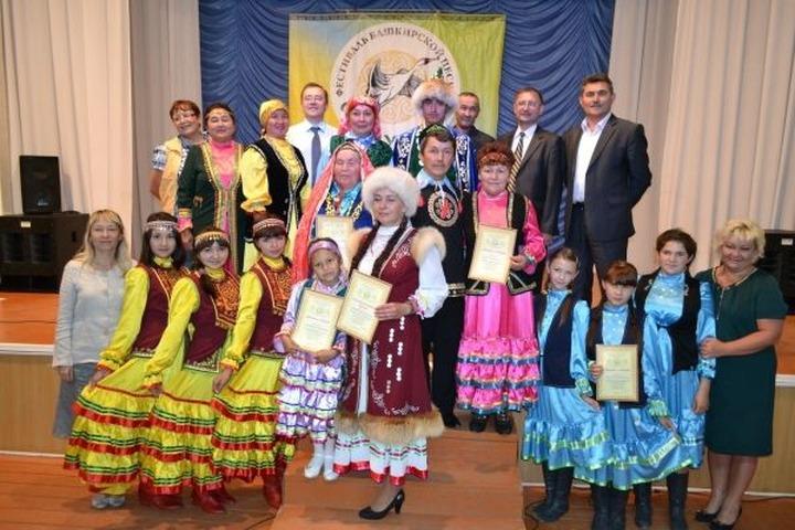 В Курганской области прозвучали башкирские песни