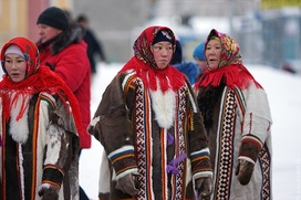 Эксперты: Переселение коренных народов может привести к их вымиранию