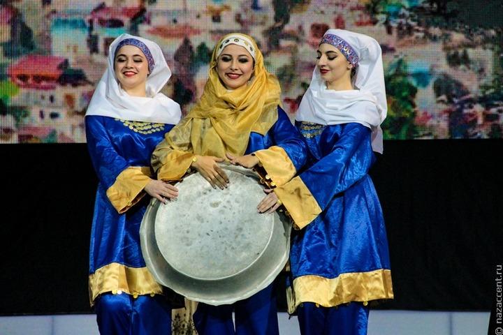 Фестиваль культуры и спорта народов Кавказа перенесли на октябрь