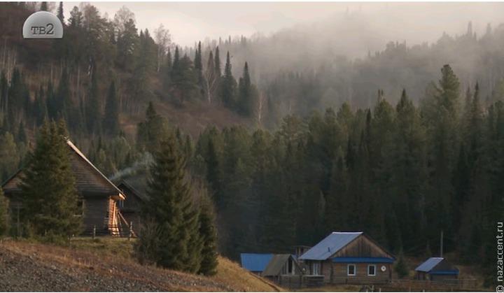 В Кузбассе открыли шорскую этнодеревню