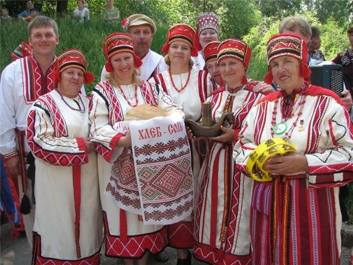 Московский Шумбрат соберет мордву со всей России