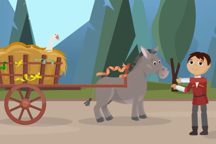 Обучающие мультфильмы на осетинском языке выпускают в Северной Осетии