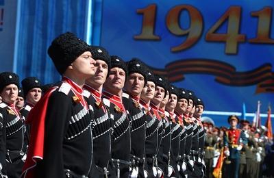 На парад Победы в Москве приедут 115 казаков Кубанского казачьего войска