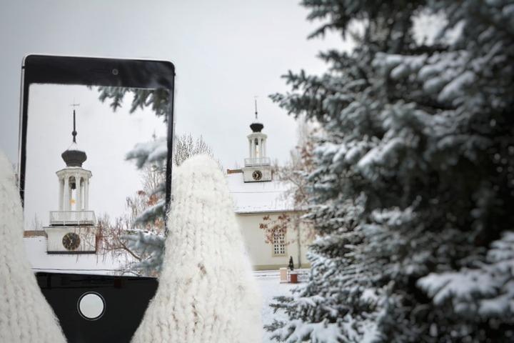Виртуальный проект к Новому году запустили в Старой Сарепте