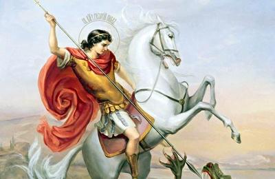 Покровитель воинов и земледельцев
