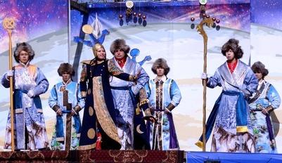 """Хакасский Новый год """"Чыл пазы"""" отпразднуют в Абакане"""