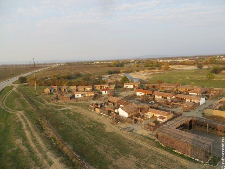 В Чечне появляются дорожные указатели на трех языках