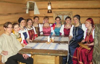 В Карелии выбрали лучшую молодую семью карелов-людиков