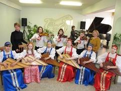 Всероссийский фестиваль гусляров состоялся в Чебоксарах