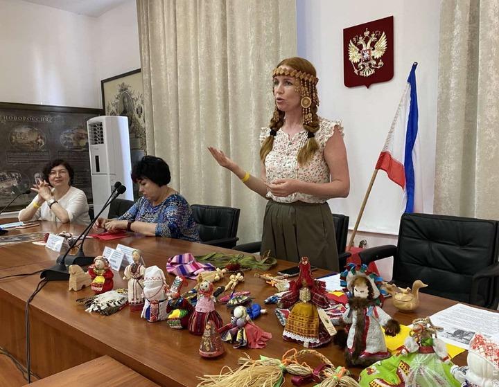 Свадебные традиции народов России и современность обсудили в Крыму