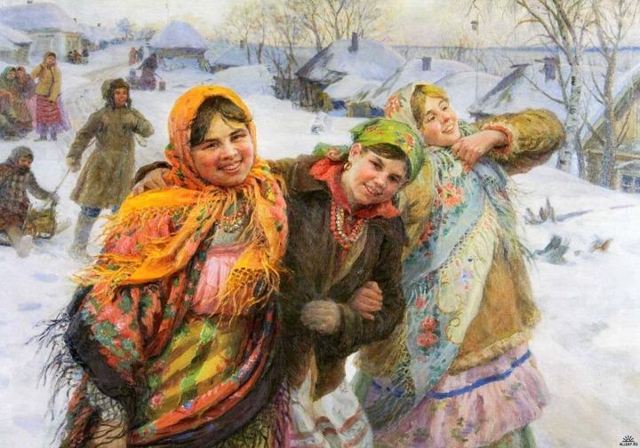 В Чувашии открылась выставка мордовского художника