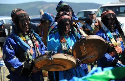 Иркутские шаманы откроют Небесные врата